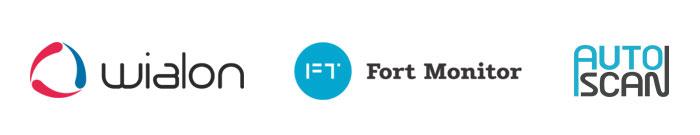 Wialon и FortMonitor, интеграция с 1С